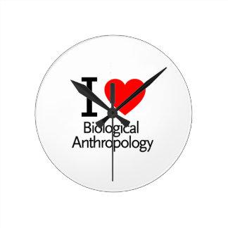 Biological Anthropology Round Clock