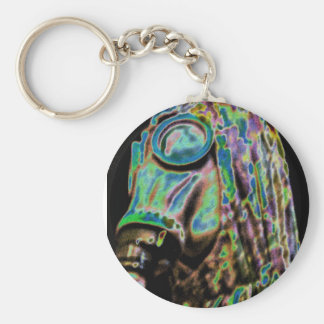Biological, Chemical and Nuclear BNC Suit(2) Keychain