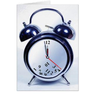 Biological Clock Card
