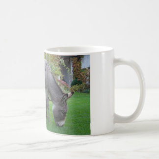 Biological Lawn-Mower On Four Hooves Coffee Mug