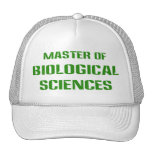 Biological Sciences Trucker Hats