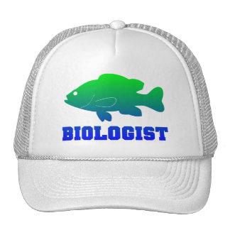 Biologist Cap Trucker Hat