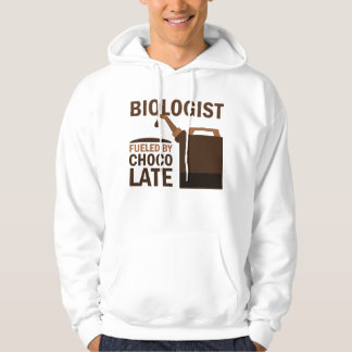 Biologist Gift (Funny) Hoodie