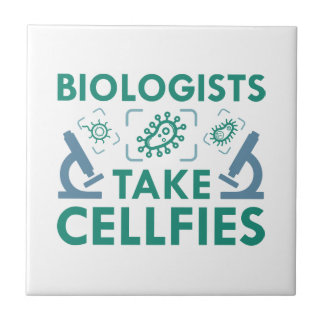 Biologists Take Cellfies Tile