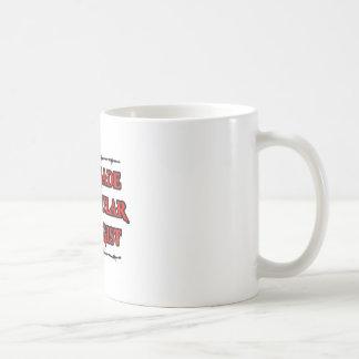 Biólogo molecular renegado tazas de café