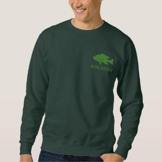 Biólogo (sunfish) sudadera