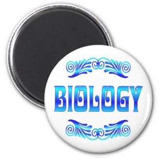 BIOLOGY 2 INCH ROUND MAGNET