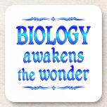 Biology Awakens Drink Coaster