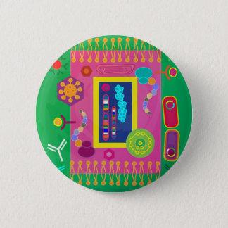Biology button