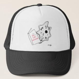 Biology Cartoon 9416 Trucker Hat