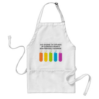 Biology & Chemistry Teachers: Science is Awesome Apron