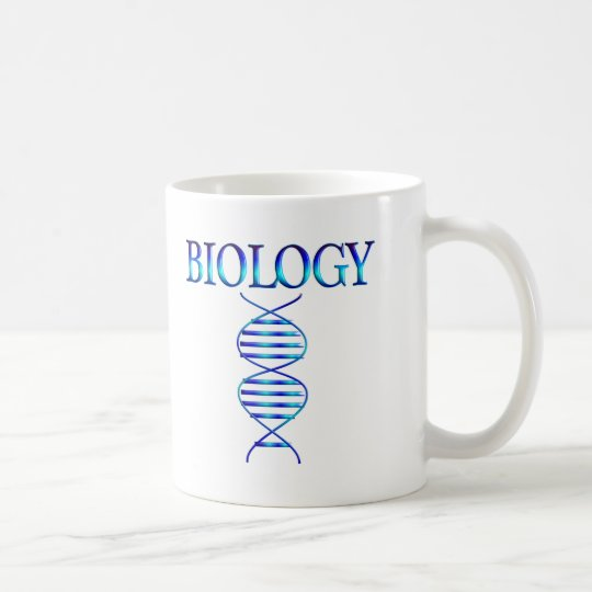 Biology Coffee Mug