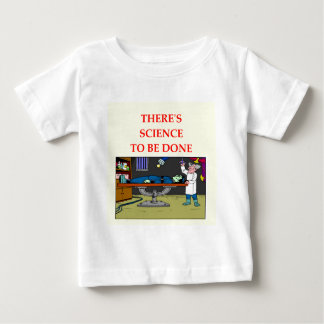 biology infant t-shirt