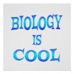 Biology is Cool - Starting at $11.80 Print