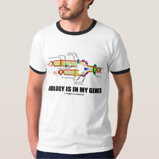 Biology Is In My Genes (DNA Replication) T-shirt