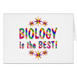 Biology is the Best Greeting Card