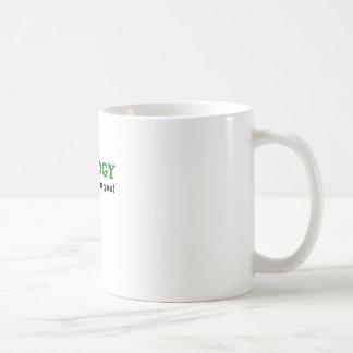 Biology It Grows On You Coffee Mug