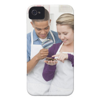 Biology lesson. 2 Case-Mate iPhone 4 case