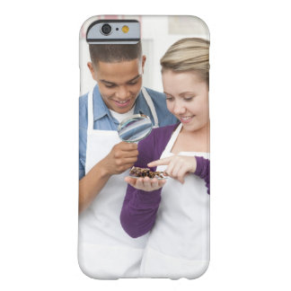 Biology lesson. 2 barely there iPhone 6 case