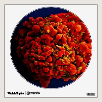 biology microbiology abstract Aids Awareness HIV Wall Decal