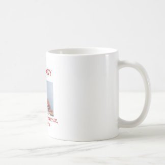 biology classic white coffee mug
