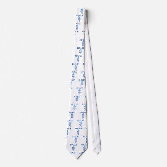 Biology Neck Tie