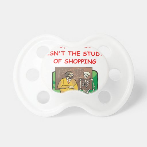 biology pacifiers