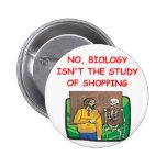 biology pin