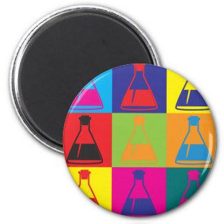 Biology Pop Art Magnet