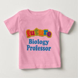 Biology Professor (Future) For Child Baby T-Shirt