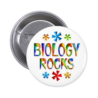 BIOLOGY ROCKS BUTTON
