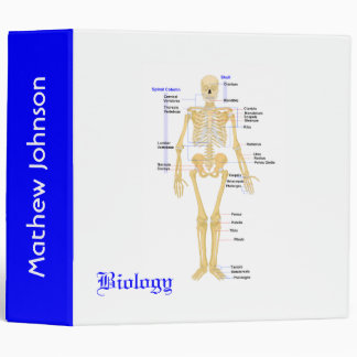 Biology School Binder
