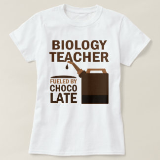 Biology Teacher Gift (Funny) T-Shirt