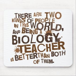 Biology Teacher Gift Mousepads