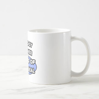 Biology Teacher ...Kind of a Big Deal Coffee Mug