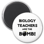 Biology Teachers Are The Bomb! Refrigerator Magnets