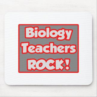 Biology Teachers Rock Mouse Pad