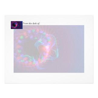 Bioluminescence II Letterhead