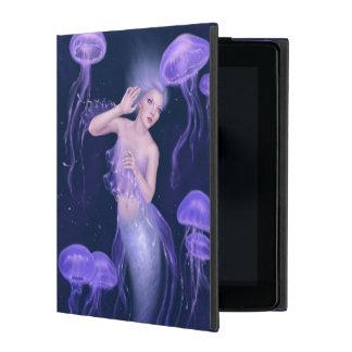 Bioluminescence Mermaid Art iPad 2 3 4 Case iPad Case