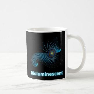 Bioluminescent Alien Sea Creature Classic White Coffee Mug
