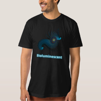 Bioluminescent Alien Sea Creature T-Shirt