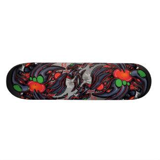 Biomech Airborn Custom Skateboard
