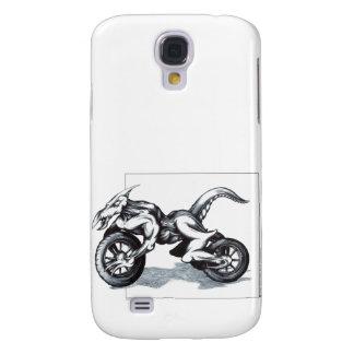 Biomechanical Draconic Trike Galaxy S4 Cover