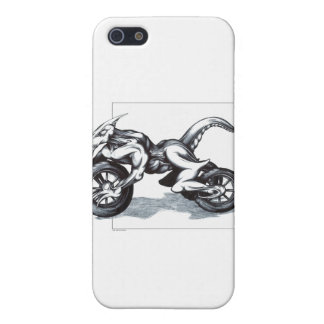 Biomechanical Draconic Trike Cases For iPhone 5