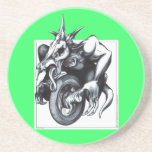 Biomechanical Draconic Unicycle Coaster