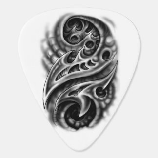 Biomechanical Guitar Picks