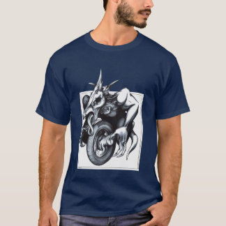 Biomechanical Uni-Dragon T-Shirt