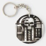 Biomechskull Keychains