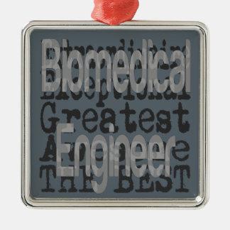 Biomedical Engineer Extraordinaire Metal Ornament