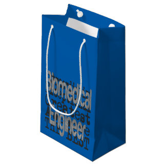 Biomedical Engineer Extraordinaire Small Gift Bag
